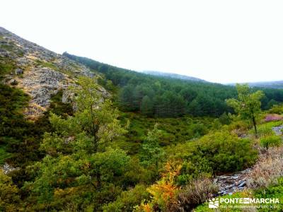 Ascenso al pico Ocejón [Serie Clásica]salidas por madrid rutas madrid a pie club escalada madrid
